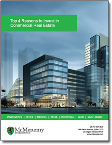 Top 4 Reasons to Invest in Commercial Real Estate